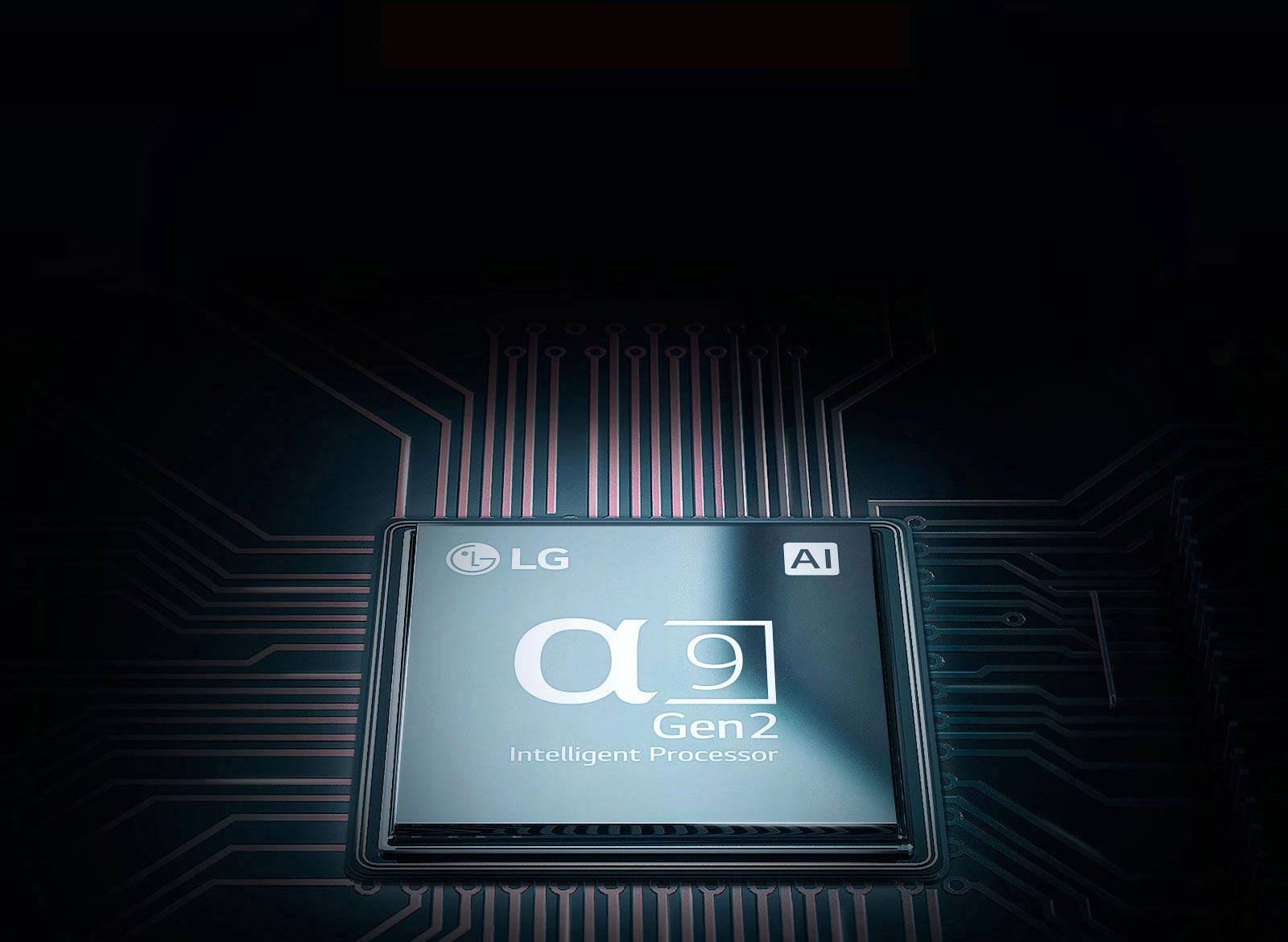 Procesor II generacji α9 ze sztuczną inteligencją 1