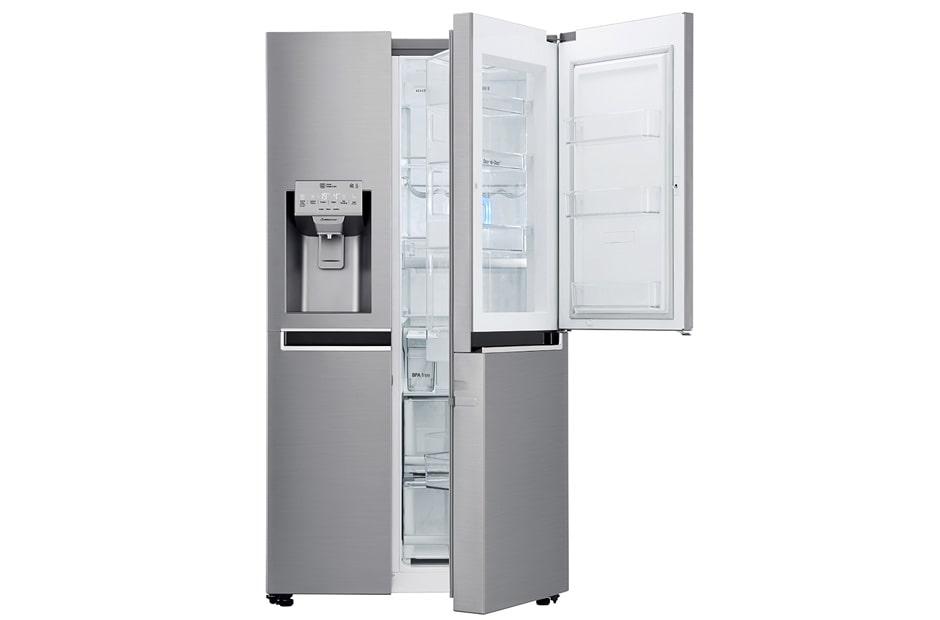 lod wka lg gsj961pzbz door in door 601l pojemno ci a. Black Bedroom Furniture Sets. Home Design Ideas