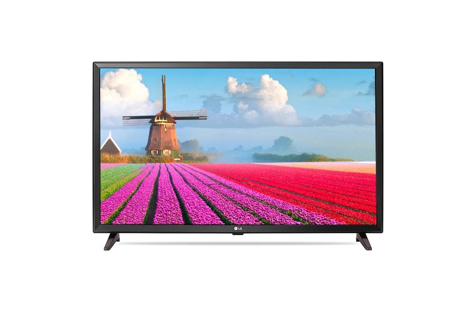 W superbly TV LG 32LJ510U - Telewizor 32 cale HD Ready | Opinie i Specyfikacja FX41