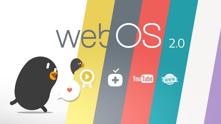 WebOS 2.0 system