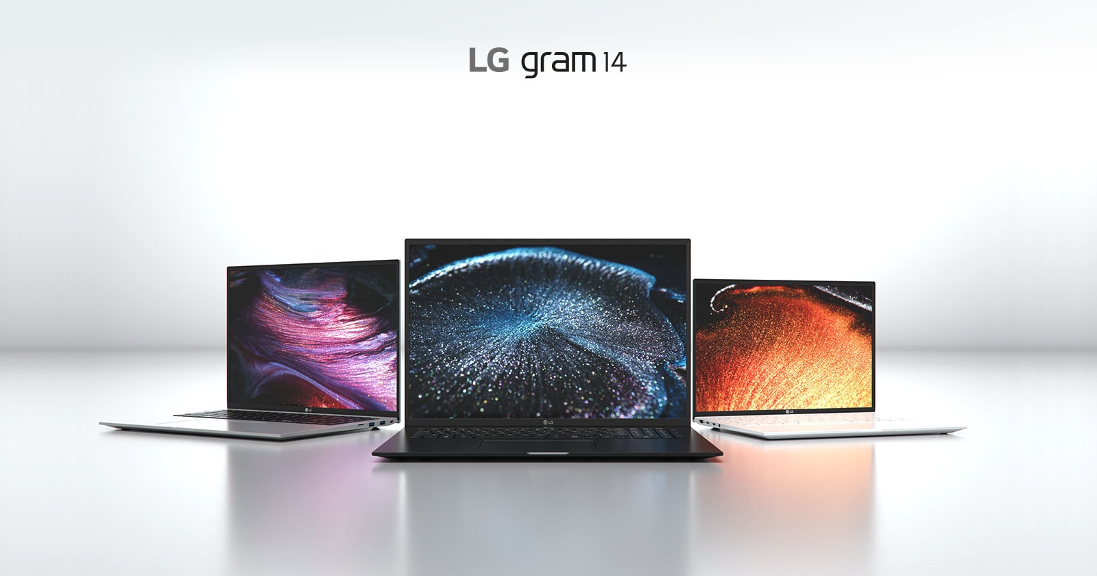 LG gram 14 oferuje pełną funkcjonalność i zachwyca lekkością
