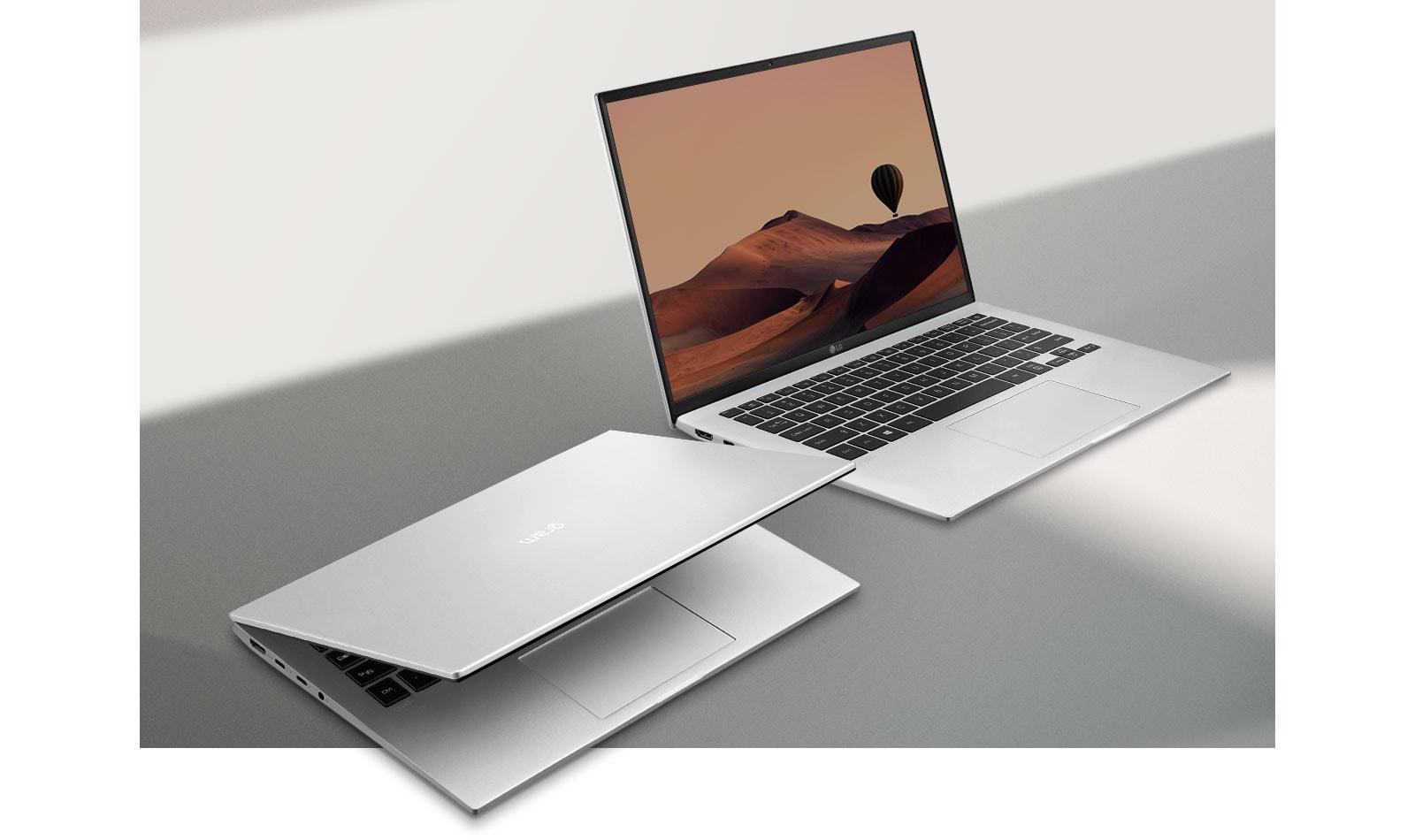 Kompaktowy laptop LG gram o smukłej konstrukcji zwiększa wygodę i produktywność