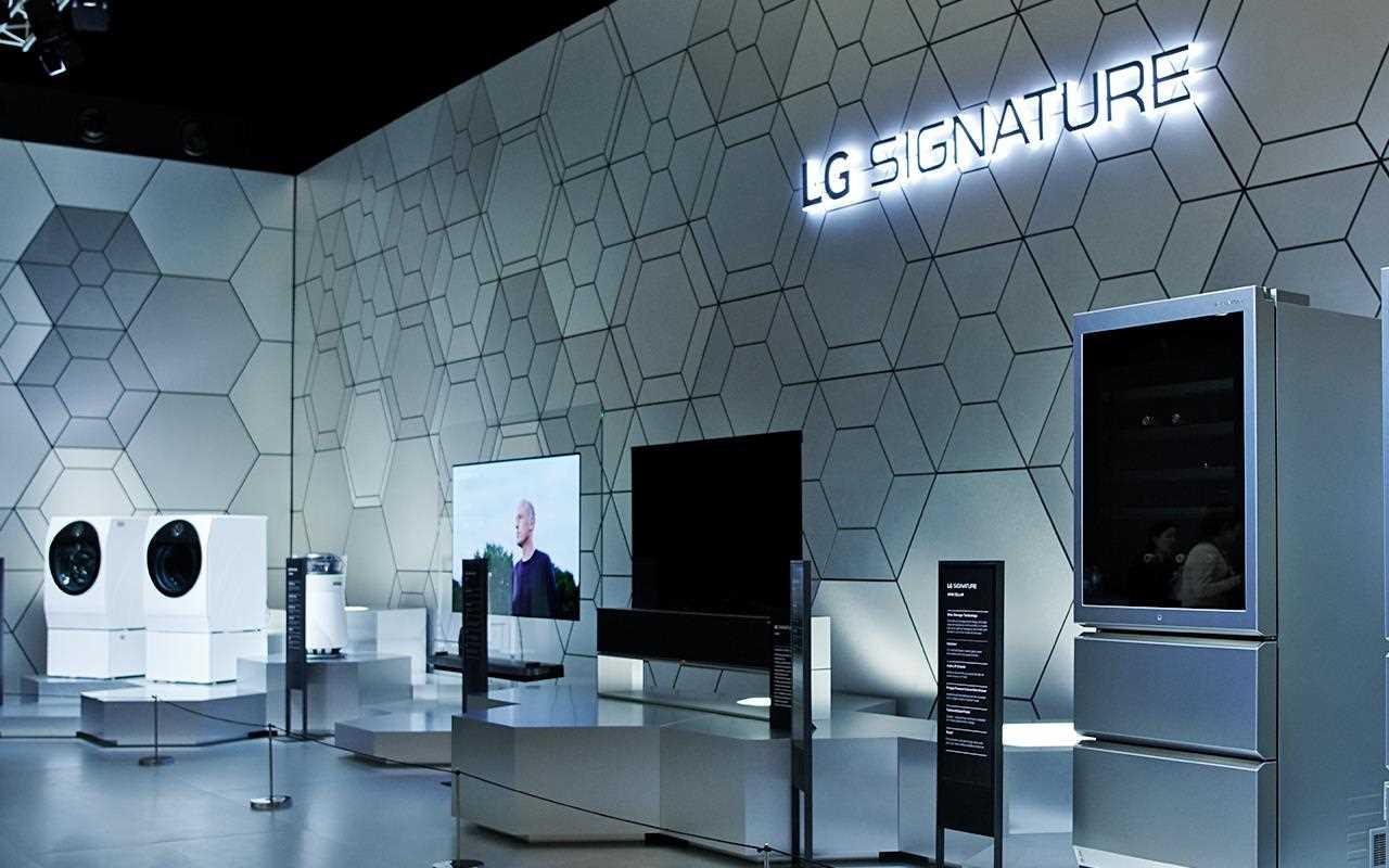 The LG SIGNATURE collection at IFA 2019 | More at LG MAGAZINE