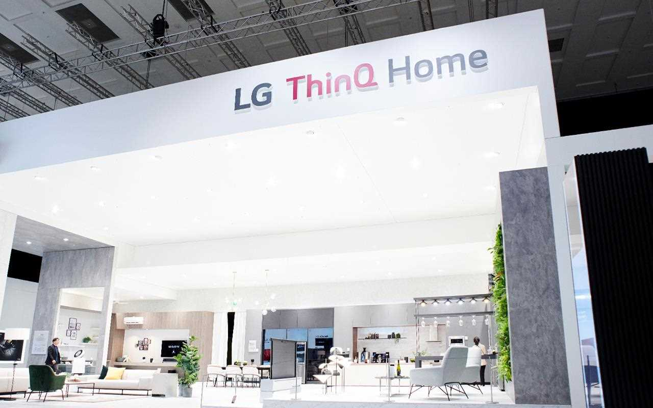 The LG ThinQ Home was on show at IFA 2019, with smart appliances working together to make your dream home more efficient and innovative | More at LG MAGAZINE