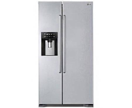 Lg portugal frigor ficos side by side gsl325pzyvd for Dispensador de latas para frigorifico