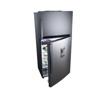 Lg portugal frigor fico duas portas gtf925pzpm for Dispensador de latas para frigorifico