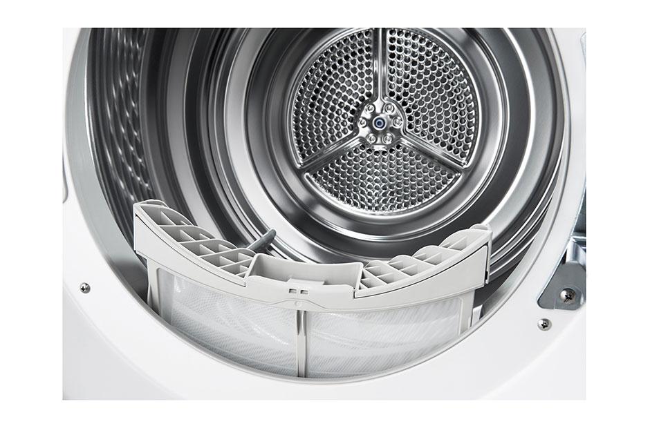 LG RC8055AH3M : Máquinas de Secar Roupa A++ com Capacidade