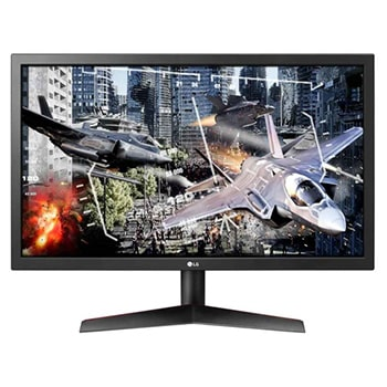 "Monitor Gaming UltraGear™ 23.6"" com 144Hz e Black Stabilizer1"