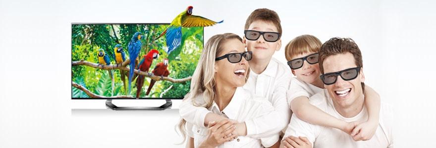 2fbc6f2ed Os óculos Cinema 3D da LG pesam apenas 16 gramas – quase metade do peso dos  óculos 3D convencionais.