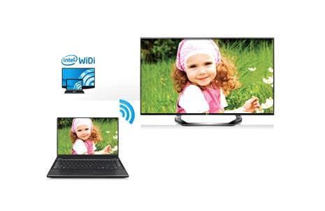 Tecnologia WiDi - Wireless Display
