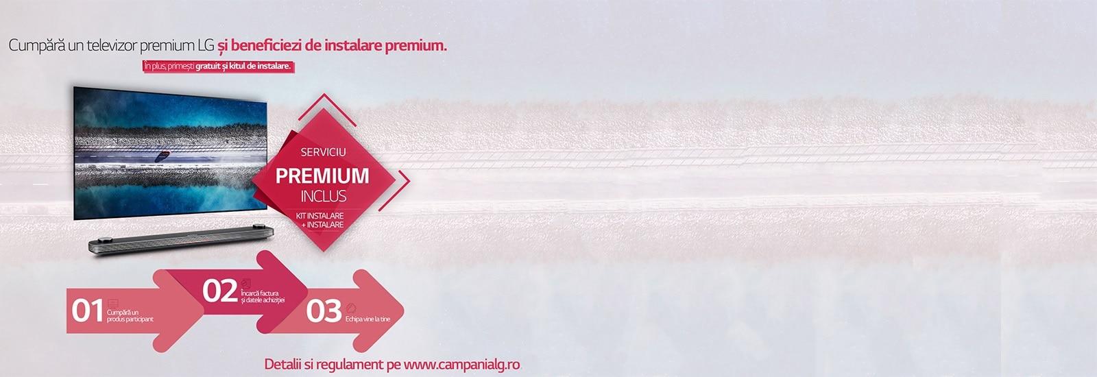 SERVICIU <br>PREMIUM INCLUS1