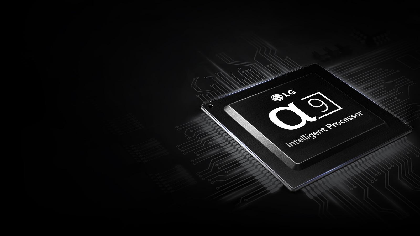 procesorul inteligent α9<br>1