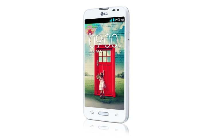 "LG Svi Telefoni 4,5"" TRUE IPS displej , 5 MP Kamera, Android KitKat thumbnail 2"