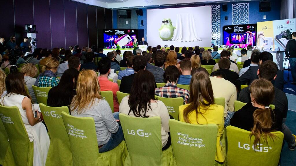 Презентация LG G5se и LG X view