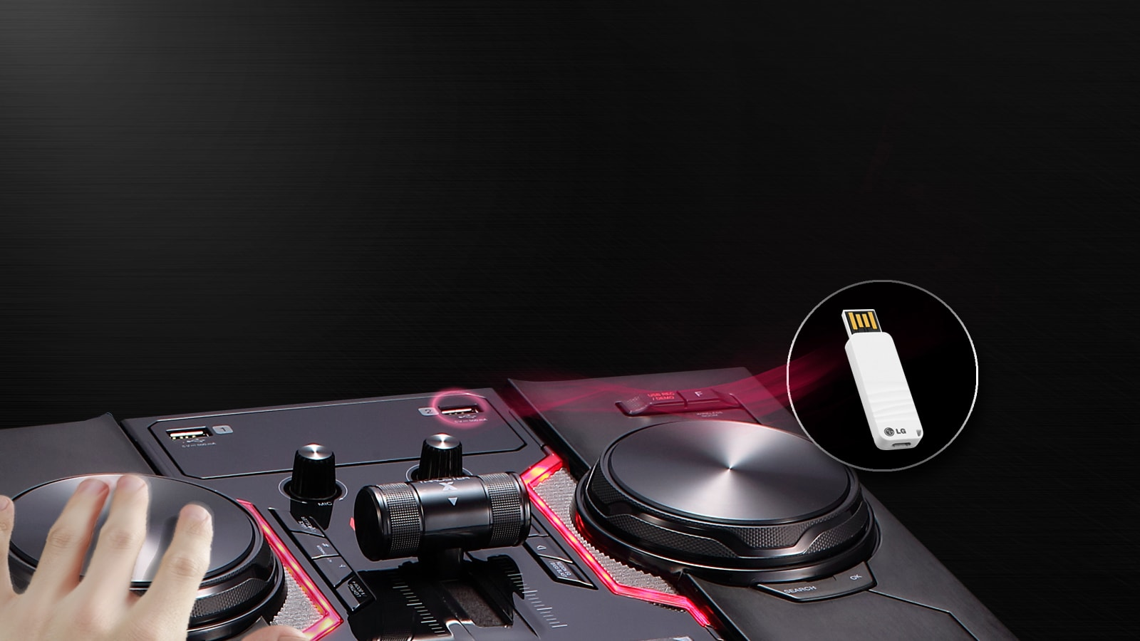 DJ Sharing