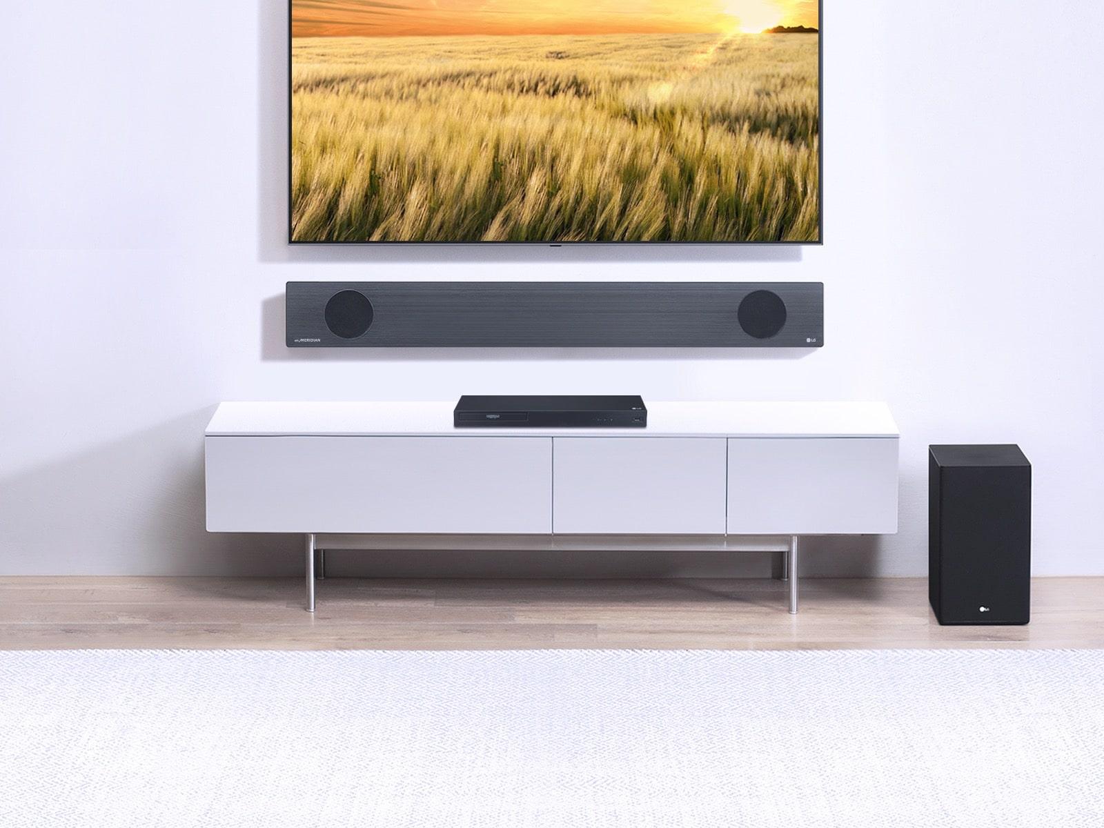 4K видео и звук высокой четкости