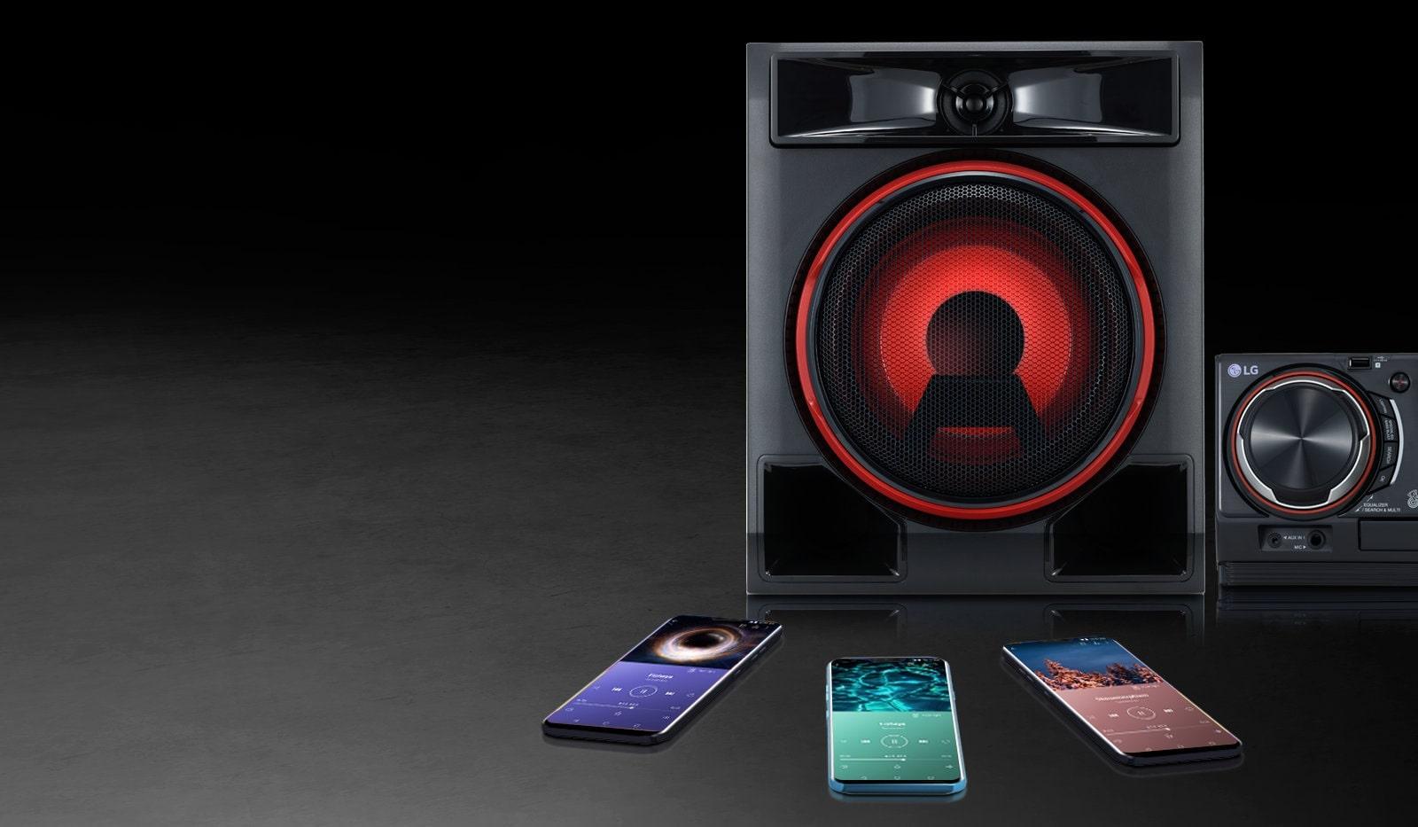 Легко обмениваться музыкой по Bluetooth