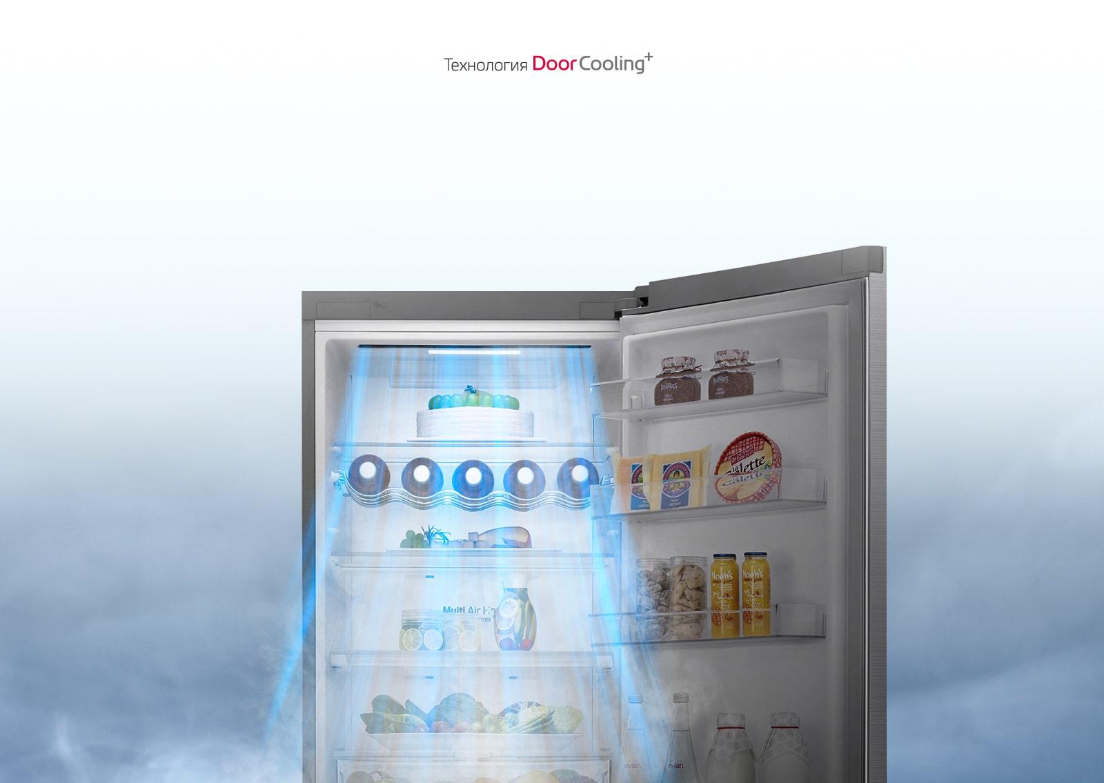 DoorCooling+™