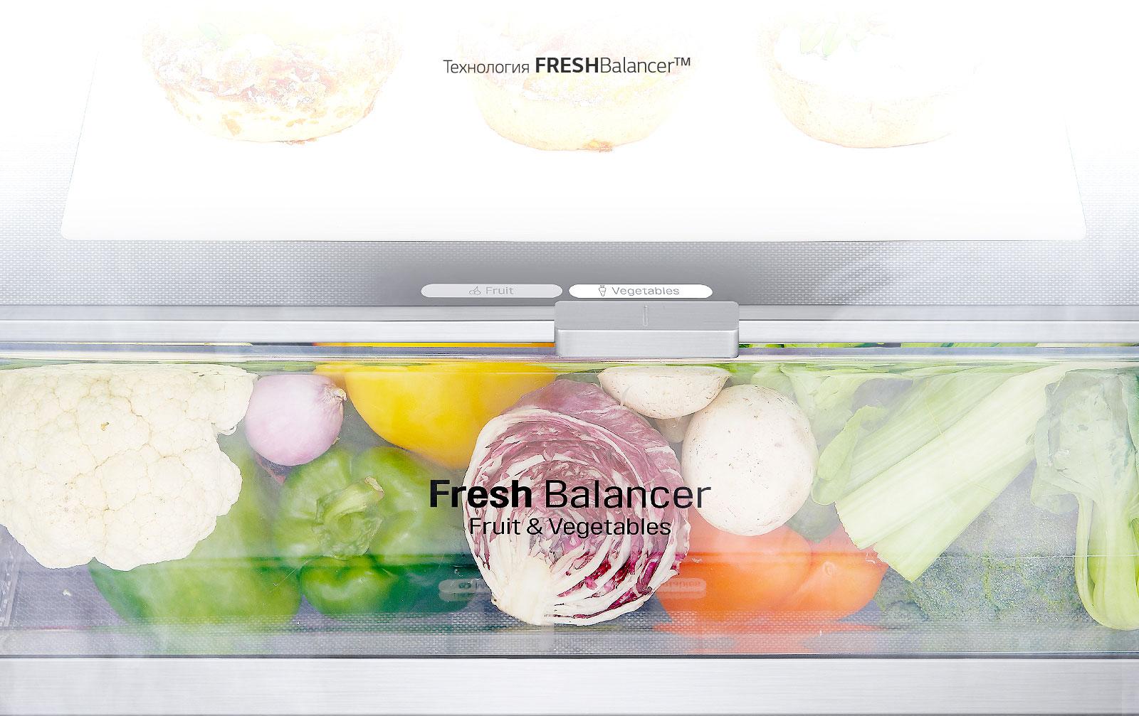 LG FreshBalancer