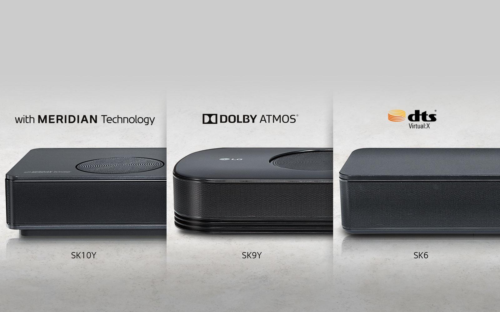 LG TV Более насыщенное звучание вашего телевизора
