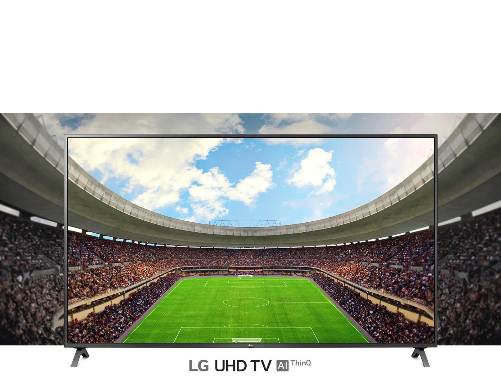 Телевизор с настоящим разрешением 4K для всех ваших развлечений1
