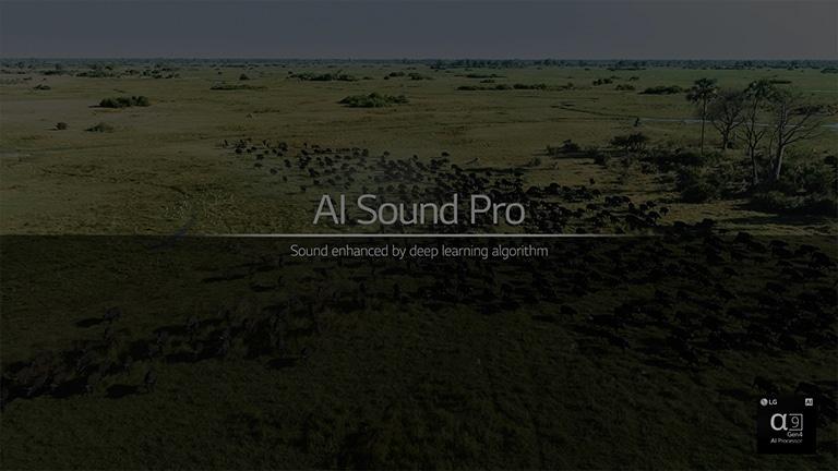 Это видео о технологии AI Sound Pro. Нажмите кнопку «Посмотреть все видео», чтобы посмотреть видео.