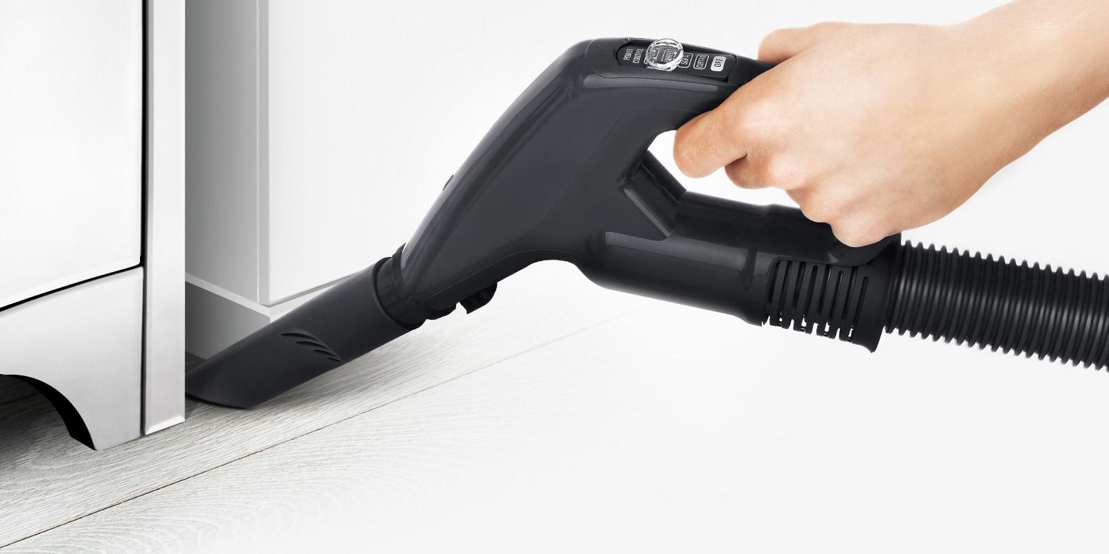 Как сделать щетку для пылесоса