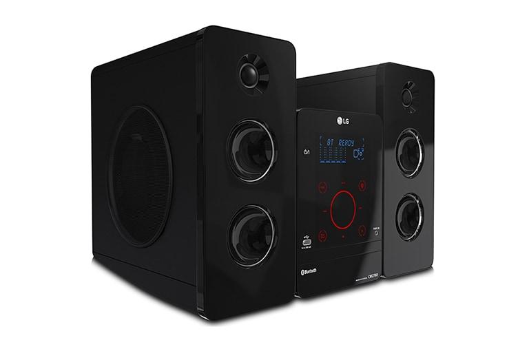 Музыкальный центр LG XBOOM CM2760  характеристики, обзоры, где ... 571ae5db03a