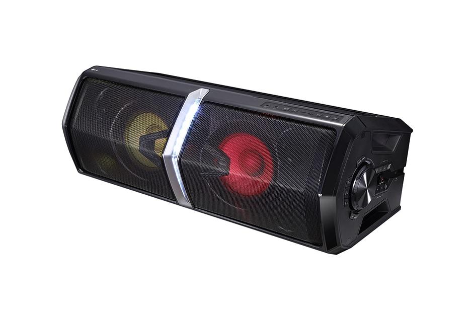 Портативная минисистема LG XBOOM FH6  характеристики, обзоры, где купить —  LG Россия 57f9970a30f