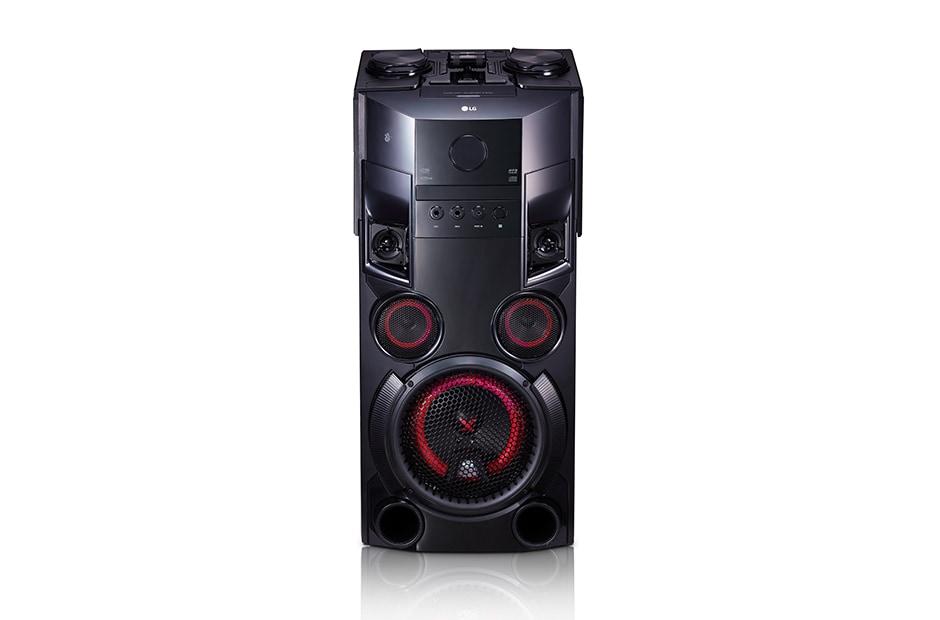 LG XBOOM OM6560  характеристики, обзоры, где купить — LG Россия 0bb392c8734