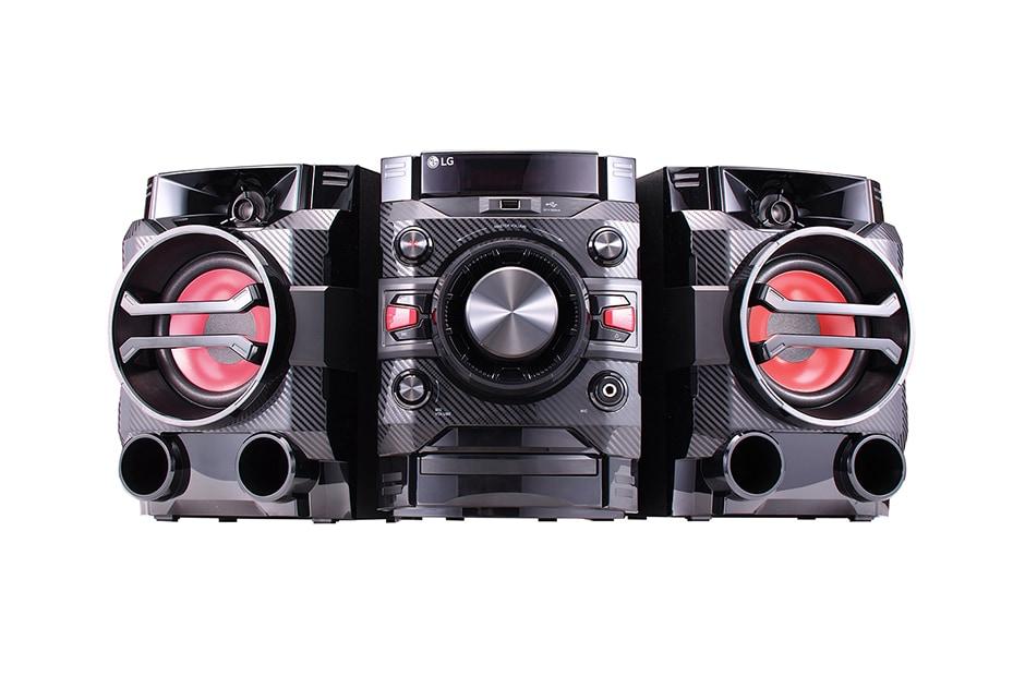 Музыкальный центр DM5360K  характеристики, обзоры, где купить — LG Россия 404b85ed2f2