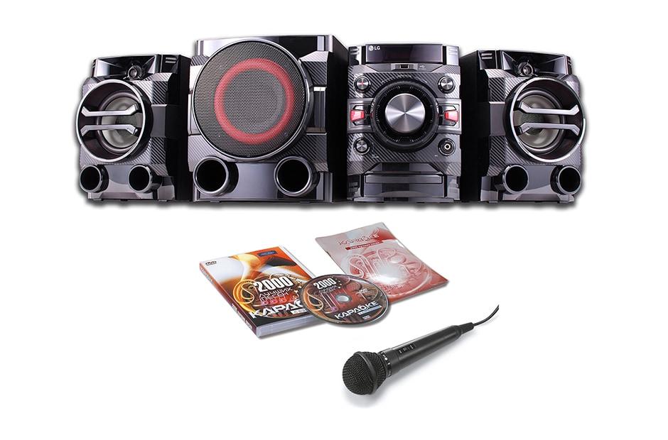 Музыкальный центр DM5660K  характеристики, обзоры, где купить — LG ... 7b47da79543