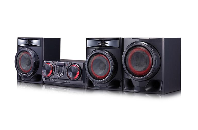 Минисистема LG XBOOM CJ45  характеристики, обзоры, где купить — LG ... eb5d3cdacf3