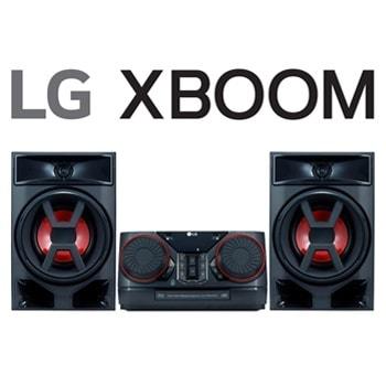 Музыкальные центры LG  выбор и сравнение моделей, где купить ... 0b016147f03
