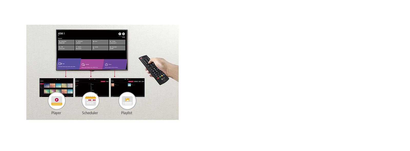 Удобное меню для цифровых вывесок1