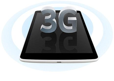 Поддержка сети 3G