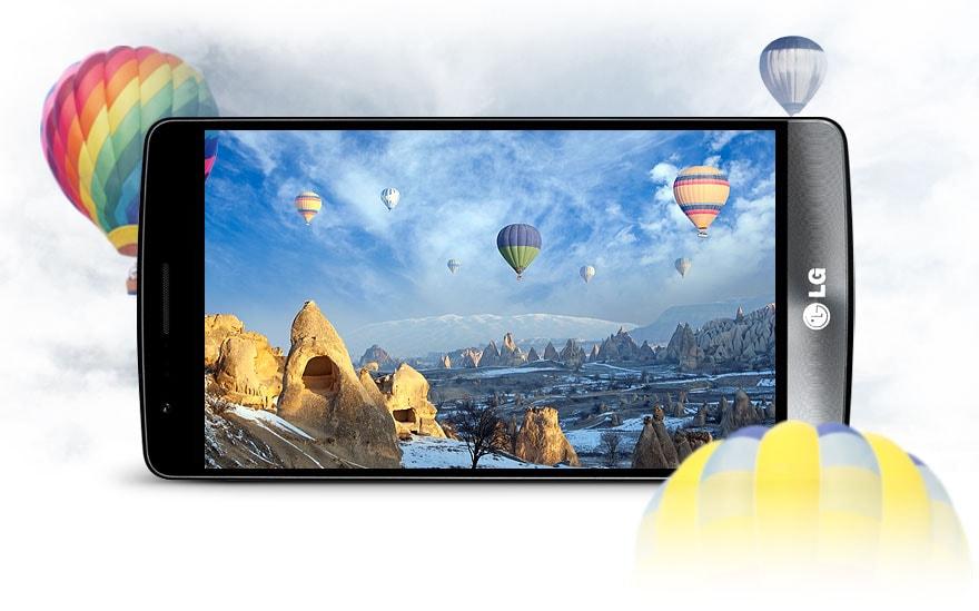 HD IPS-дисплей диагональю 5 дюймов