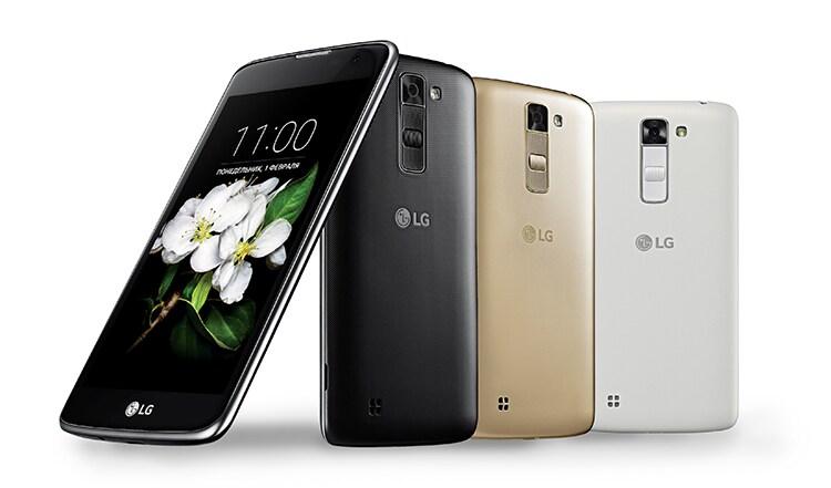 LG K7 в России