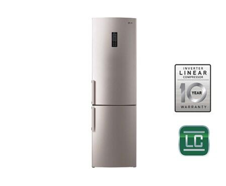двухкамерный холодильник lg total no frost