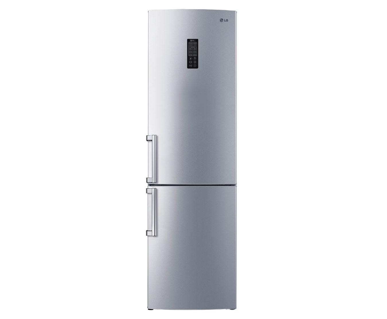 Холодильник lg ga b489zmkz фото