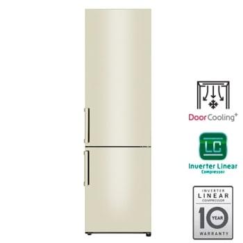 Холодильник LG с технологией DoorCooling+