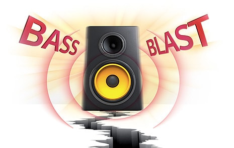 Bass Blast (усиление баса)