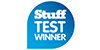 Stuff magazine award Test winner