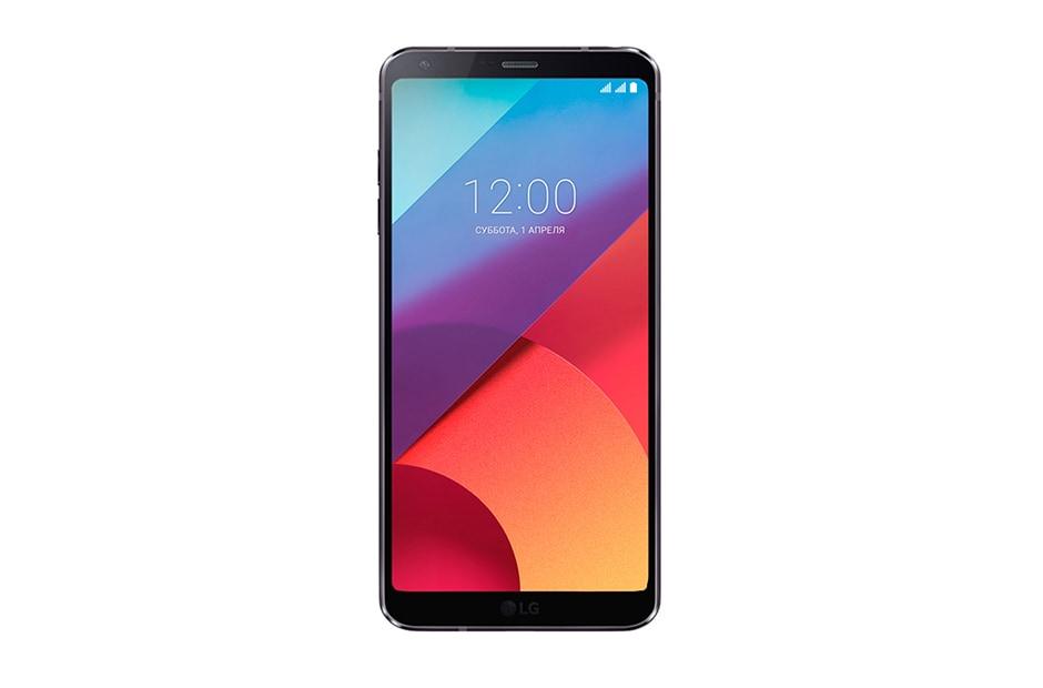a19b47ed3671a Смартфон LG G6 - H870DS black: характеристики, обзоры, где купить ...