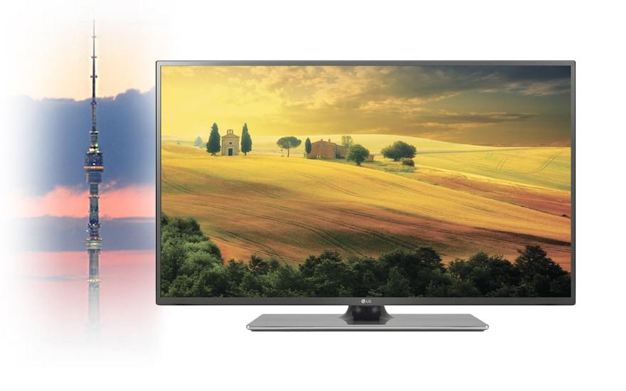 Цифровой тюнер DVB-T2