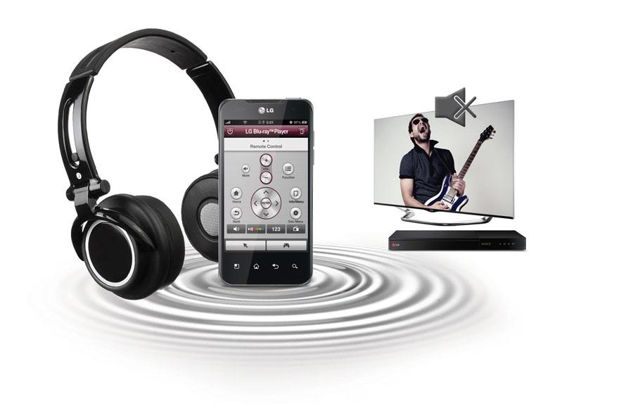 Private Sound (звук через смартфон)