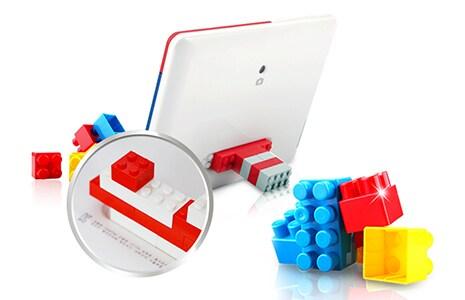 Возможность создать подставку из кубиков