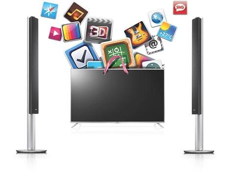 Это не просто телевизор, это Smart TV