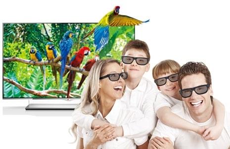 Удобные 3D очки