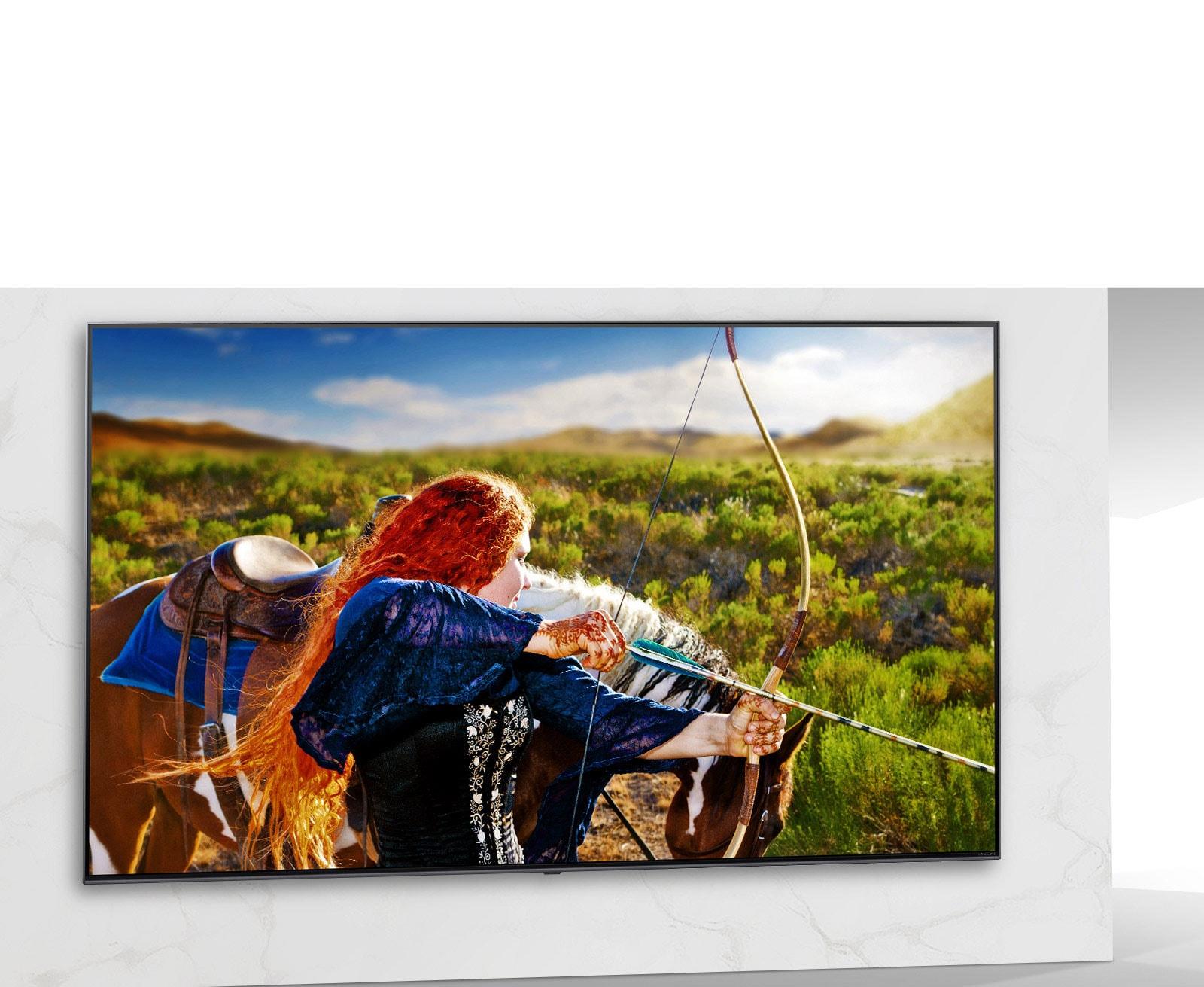 صور بيكسار التي لا تصدق على شاشة التلفزيون